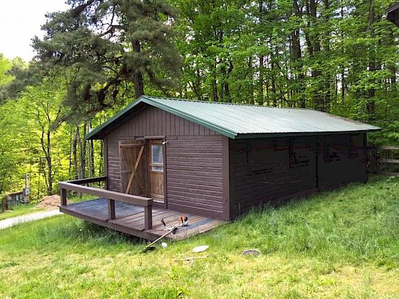 Roosevelt Cabin